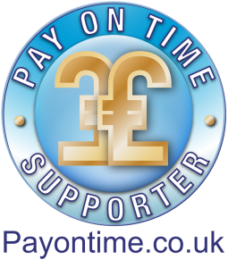 Pay On Time Supporter